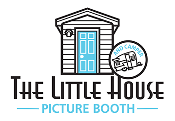 The Little House Picture Booth Logo