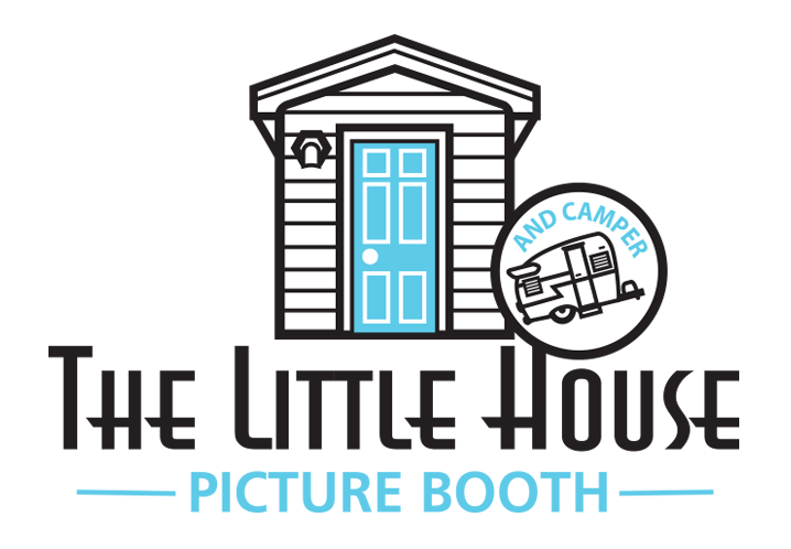 The Little House Picture Booth Retina Logo